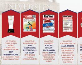 galgotias-university-awards-and-rankings