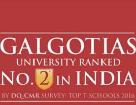 galgotias-university-ranked-no-2-by-dq-cmr